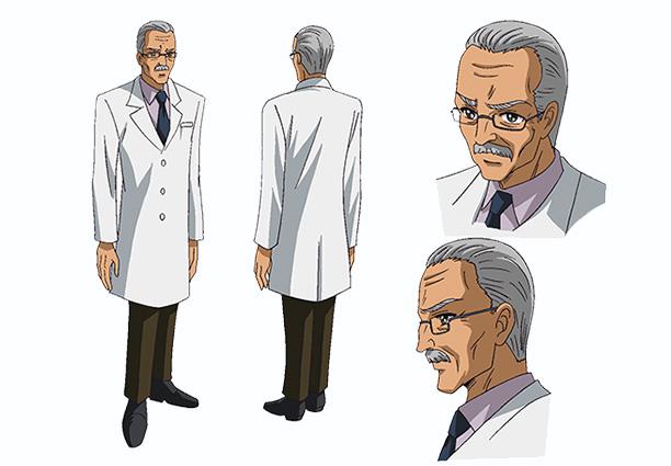 Dr. Asamori (Omega)