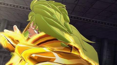 聖闘士星矢 ブレイブ・ソルジャー - Saint Seiya Brave Soldiers - Shion vs Mû
