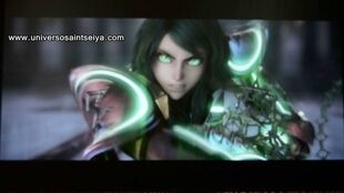 Shun in Saint Seiya Legend of Sanctuary