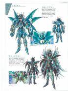 Ryûhô et Haruto avec leurs Armures Oméga