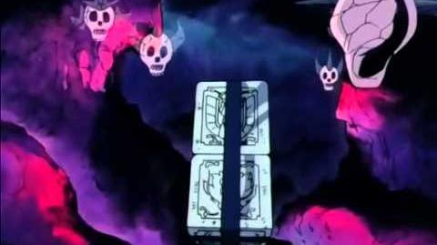Les chevalier du zodiaque épisode 10 Le dangereux cimetière des armures VF