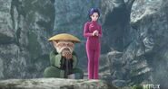 KotZ Netflix Roshi & Shunrei