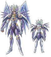 Orion omega cloth