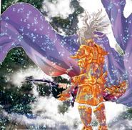 Armure du Capricorne (Izô - G.A.)