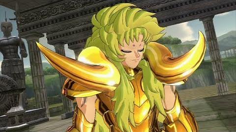 聖闘士星矢 ブレイブ・ソルジャーズ - Saint Seiya Brave Soldiers - Gold Shion vs Shiryu