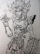 Hyôga du Cygne by Megumu Okada sur Tweeter