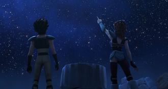 KotZ Marim show about the Cosmos origin