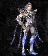 Legend of Sanctuary - Ikki