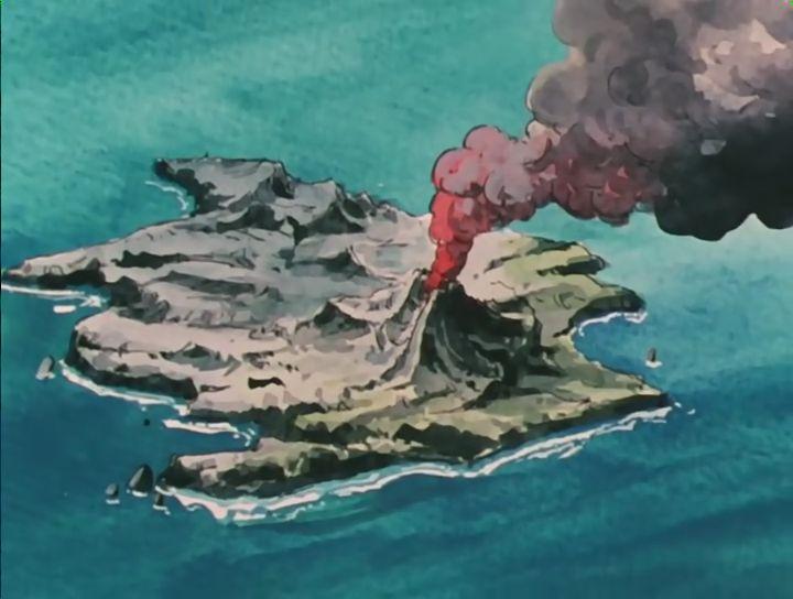 Andromeda Island