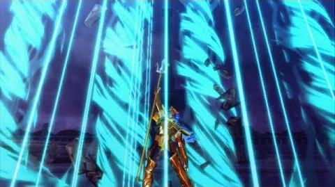 聖闘士星矢 ブレイブ・ソルジャーズ - Saint Seiya Brave Soldiers - Poseidon vs Hades