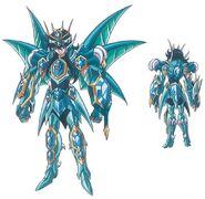 Dragon omega cloth