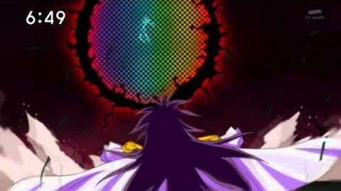 Saint Seiya Omega Ω - Paradox's Final Destination