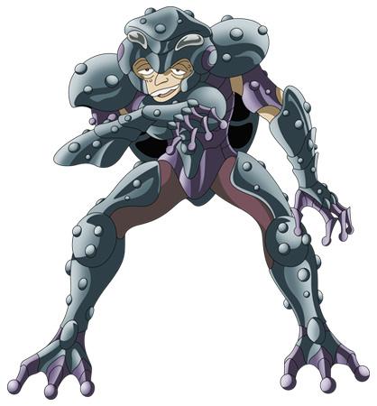 Frog Zelos