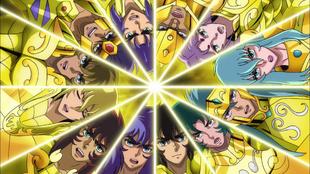 Gold Saints (Soul of Gold)