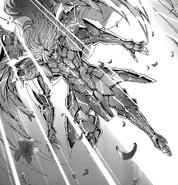 Armour d'Arès (Manga)