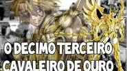 O Lendario Décimo Terceiro Cavaleiro de Ouro - Odisseus!
