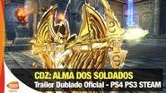 Cavaleiros do Zodíaco- Alma dos Soldados - Trailer Dublado Oficial - Bandai Namco Brasil