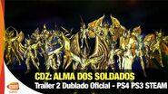 Cavaleiros do Zodíaco- Alma dos Soldados - Trailer Dublado Oficial - Bandai Namco Brasil-0