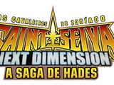 Os Cavaleiros do Zodíaco: Next Dimension