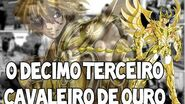 O Lendario Décimo Terceiro Cavaleiro de Ouro