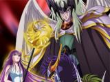 Os Cavaleiros do Zodíaco: Os Guerreiros do Armagedon
