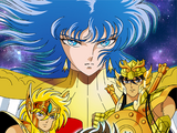 Os Cavaleiros do Zodíaco: A Lenda dos Defensores de Atena
