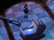 Pandora fica sozinha para tomar conta de Hades (SC)