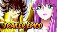 Cavaleiros do Zodíaco Almas dos Soldados - Novo Trailer ÉPICO (Legendado)
