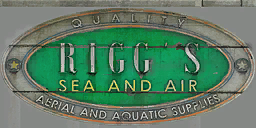Vehicle Theft - Rigg's Sea and Air sign.png