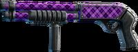 SRIV Shotguns - Pump-Action Shotgun - Deacon 12-Gauge - Purple Plaid.png