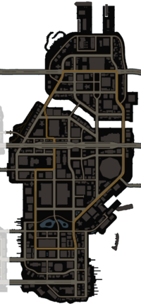Downtown map (clicking on any Neighborhood links to a specific article)