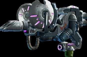 """Singularity Gun"" Black Hole Launcher"