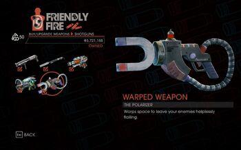 Warped Weapon