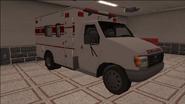 Saints Row variants - Ambulance - front right