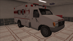 Saints Row variants - Ambulance - front right.png