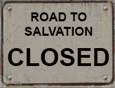 Gat out of Hell - road to salvation closed