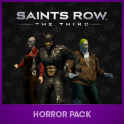 DLC de Saints Row: The Third