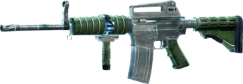 """Shokolov AR"" Automatic Rifle"