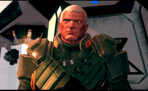 Cyrus in Saints Row: The Third.