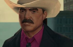 Burt Reynolds in Saints Row: The Third