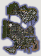 Saints Row precise CD map