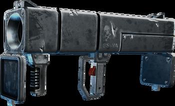 """J7 Rocket Launcher"" RPG"