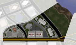 Atlantis Avenue map