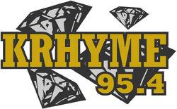 95.4 KRhyme FM logo.jpg
