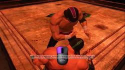 Murderbrawl XXXI - Playa fighting Killbane.png