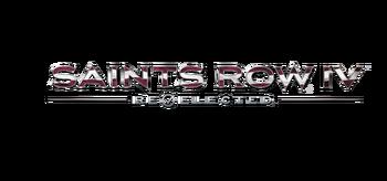 Saints Row IV Nintendo Switch logo.png