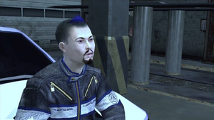 Donnie in Saints Row[6]