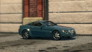 The Sovereign in Saints Row: The Third