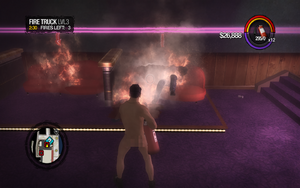 Gameplay from the Diversion.