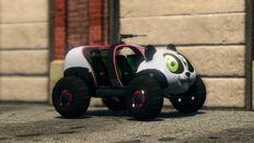 Sad Panda (vehicle)